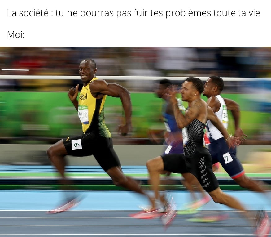meme drole sport